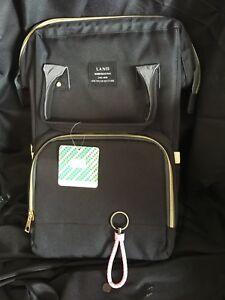 Diaper Bag Backpack Travel Large Spacious Tote Shoulder Bag Organizer