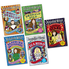Hetty Feather Jacqueline Wilson Collection Book Pack (5 Books) RRP:£34.95