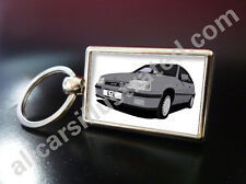 VAUXHALL ASTRA GTE METAL KEY RING. CHOOSE YOUR CAR COLOUR.