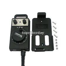 TOSOKU HC115 MPG CNC Handwheel Handle Manual Pulse Generator 5V 100PPR for FANUC