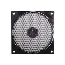 Silverstone Black SST-FF121B 120mm Fan Grill & Filter Kit
