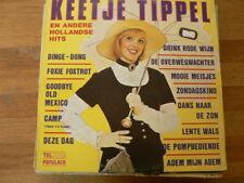 LP RECORD VINYL PIN-UP GIRL KEETJE TIPPEL EN ANDERE HOLLANDSE HITS TELSTAR 1975