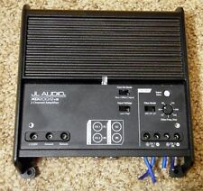 JL AUDIO XD200/2v2 200W 2Channel Class D Car Stereo Mini Amp FullRange Amplifier