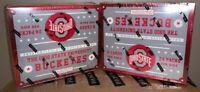 (2) 2015 Panini Ohio State Buckeyes Hobby Box 24 Pack Factory Sealed