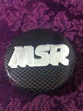 1 MSR Wheels Pop-In Center Cap Part# 138  Stock#574