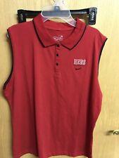 NWT Nike Womens Cincinnati Reds Shirt Size XL Collared