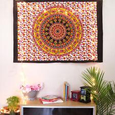 Indian Elephant Mandala Wall Poster Hippie Wall Decor Tapestry