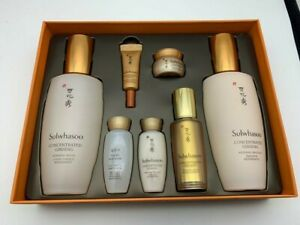 Sulwhasoo Concentrated Ginseng 2 Set Essential Balancing Water Emulsion Moisture