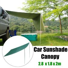 Awning Rooftop Shelter Tent Camping Travel Sunshade Canopy 2.8X1.8X2m Waterproof