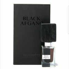 Nasomatto Black Afgano Extrait de Parfum 5ml bottle atomizer.