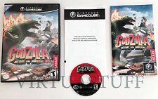 Godzilla, GameCube, Nintendo, NTSC, USA, Atari, come nuovo, like brand new, raro