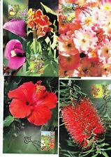 Australia Maxi cards - 2000 Gardens Set (5)