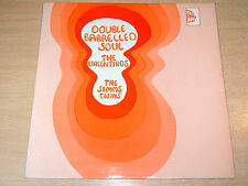 EX/EX- !! Simms Twins & Valentinos/Double Barrelled Soul/1968 LP/Bobby Womack