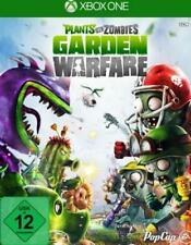 Xbox One Plants vs Zombies Pflanzen gegen Zombies Warfare Deutsch Neuwertig