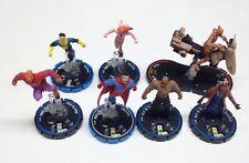 Heroclix Image Invincible set COMPLETE lot of 7 Starter Set figures!