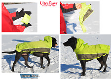 Dog Raincoat Waterproof Outdoor Ultra Paws Pet REFLECTIVE Pooch Pocket Jacket