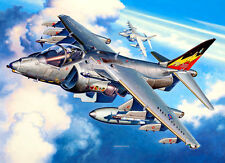 Revell 1:72 04280: Düsenflugzeug  BAe Harrier Ausf. GR Mk.7/9