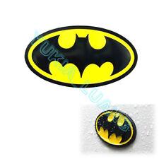 3D Dark Knight Batman Logo Metal Alloy Emblem Badge Sticker Car Auto Motor