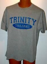 Team gear Trinity Trojans spirit pe gym  T shirt screened 48