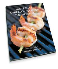 NEW Genuine Weber Australia's Own Cookbook for the Weber Q webber or any BBQ