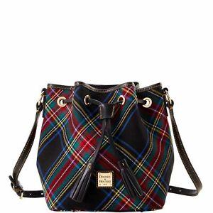 Dooney & Bourke Tartan Kendall Crossbody Shoulder Bag