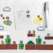 Set of 80 Official Nintendo Super Mario Bros. Collectors Edition Fridge Magnets