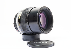 Nikon Ai Ai-s 105mm f/1.8 Prime Telephoto Lens. Superb Bokeh