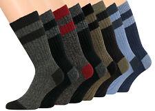 Wollsocken Strümpfe aus 70% Wolle Herrenmode gestrickte warme Socken Skisocken