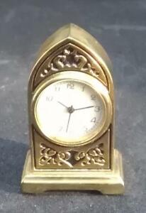 Spanish Mantel Clock No 5 with Book