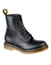 NIB Men's Dr Martens Air Water 8 Eyelet 1460 Smooth Black Boot UK 14  EU49.5