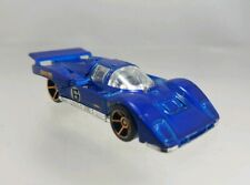 Hot Wheels Ferrari 512M First Editions Blue - 2006