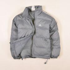 Adidas Mädchen Kinder Jacke Jacket Winterjacke Gr.140 Daunenjacke Grau 82024