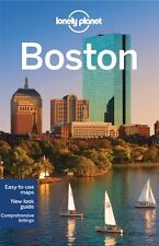 Lonely Planet Boston (Travel Guide) by Lonely Planet, Mara Vorhees