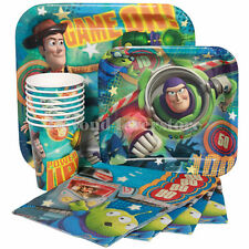 Disney Toy Story Birthday Party Express Pack for 8 guests (Plates,Cups,Napkins)