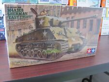 "Tamiya #35346 US Medium Tank M4A3E8 Sherman ""Easy Eight"" 1/35 model kit new"