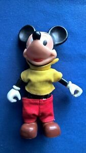 Fully moveable Mickey Mouse by Marx toys