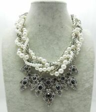 Zara Pearl Costume Necklaces & Pendants