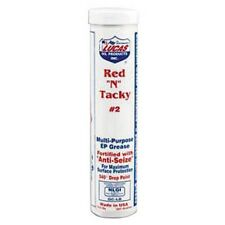 Lucas 10005-10 Red-N-Tacky Grease 14 oz 10 pack