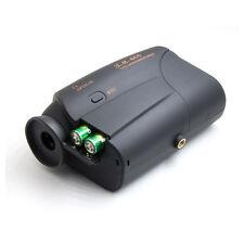 600m Laser Range Finder Outdoor Hunting Distance Meter Speed Measure Tester Tool