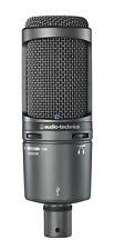 Audio Tech Cardioid Wired Pro Audio Microphones