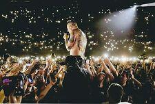 Linkin Park photo & free DVD ABC TV Rage 29 July 2017 Chester Bennington