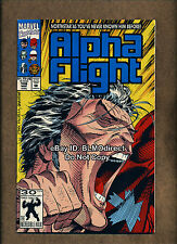 1992 Alpha Flight #106 VF/NM Northstar Gay Second Print Marvel Comics