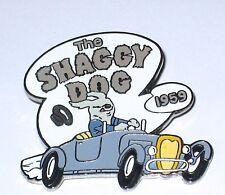 Disney Pin✿The Shaggy Dog Classic Car 1959 Film Movie Millennium Series