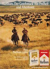 Marlboro Zigaretten - Reklame Werbeanzeige Original-Werbung 1974 (8)