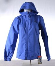 NWT The North Face Women's Quest Rain Jacket SMALL Blue Waterproof T0A8BANXD NEW