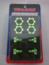Traxxas radmitnehmer 17mm gesplintet, por ejemplo, E-Revo verde trx-5353g