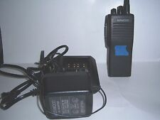 KENWOOD TK 290, VHF, HAND HELD RADIO in GOOD Condition with Speaker Mike.
