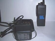 KENWOOD TK 290, VHF, HAND HELD RADIO in GOOD Condition with Speaker Mike.