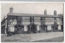 Denbighshhire; Llangollen, Plas Newydd, Exterior PPC, 1910 PMK