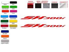 ADESIVI HONDA SH 300 2013 - 2015 SCRITTA (COPPIA)